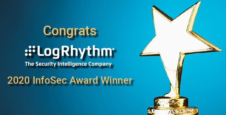 LogRhythm Wins 2020 InfoSec Award