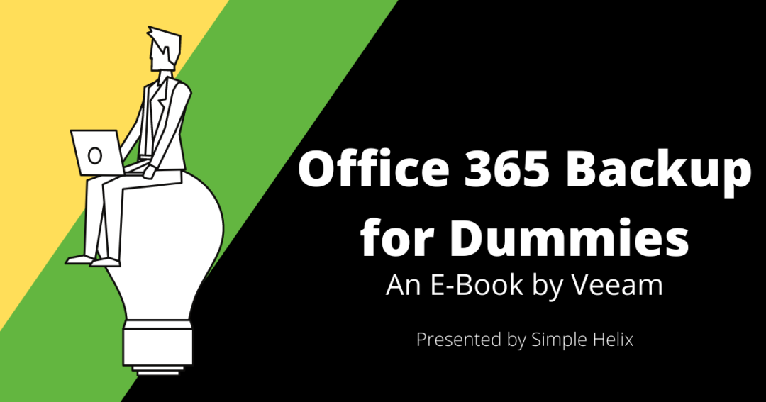 O365 Backup for Dummies E-Book