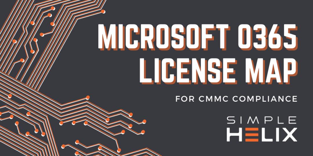 The Microsoft O365 License Map