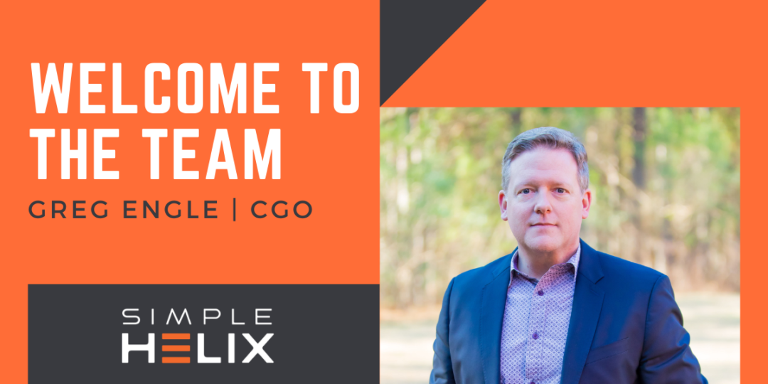 Greg Engle joins Simple Helix as Chief Growth Officer